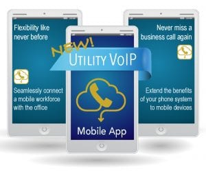 Utility VoIP Mobile App