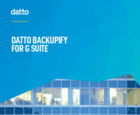 Datto backupify For G Suite