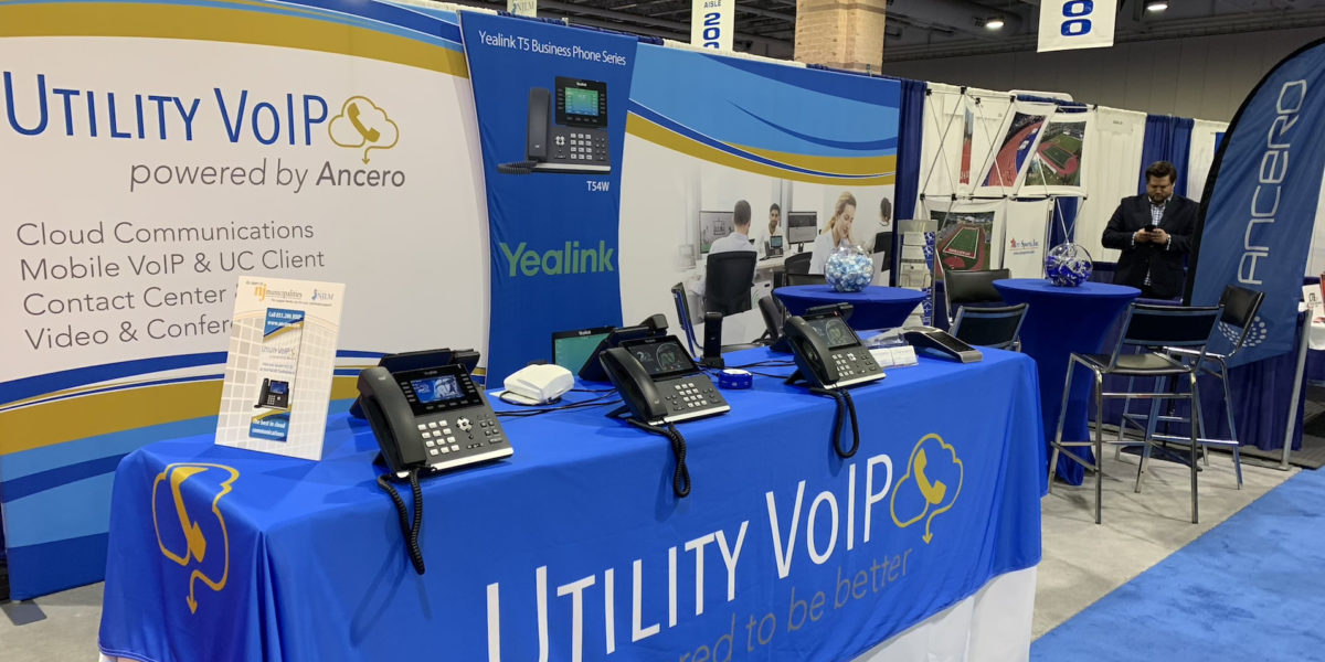 Utility VoIP booth