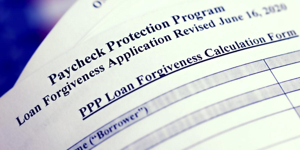PPP2 loan cloud servcies blog